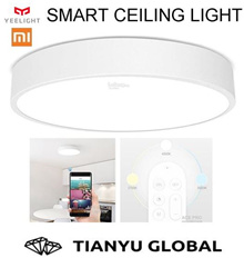 ⭐LOCAL SHIPPING!⭐ XIAOMI Mi Yeelight Smart LED Ceiling Light Wifi Bluetooth Remote Lamp