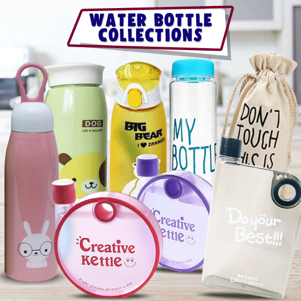 Botol Minum Do Your Best | Creative Kettle | My bottle Doff | Botol Karakter | Big Bear Deals for only Rp31.500 instead of Rp31.500