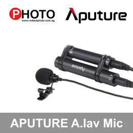 Aputure A.lav Lavalier microphone for DSLR and smartphones