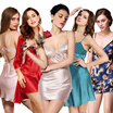 Mystery Secret High Quality Night Wear (Buy 2 FREE Lace Panties FREE Shipping)