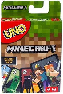 [Toys] UNO Minecraft Card Game