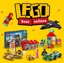 [CLEARANCE SALES] LEGO - BEST SELLER