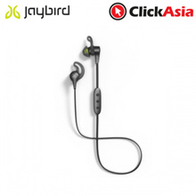 Jaybird  X4 Wireless Sport Headphones Run Anywhere - Black Metallic