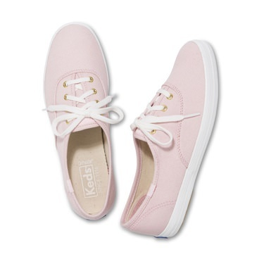 KEDS - KDZ-WF57966-CHAMPION CHALKY CANVAS.ROSE PINK. WOMEN SHOES KDZ0002451.D003