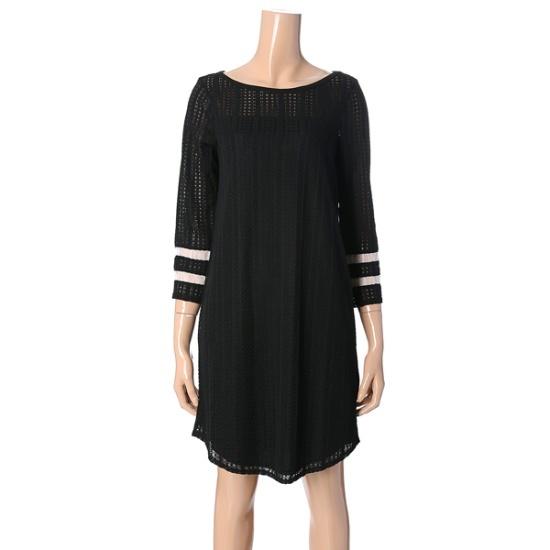 アルマーニエクスチェンジ女性スルーワンピース1427321506 面ワンピース/ 韓国ファッション