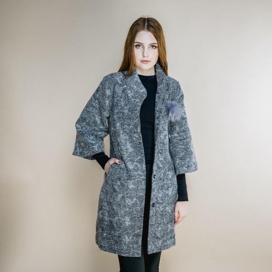 渓谷をワイド小売ハーフコート232680 面ワンピース/ 韓国ファッション