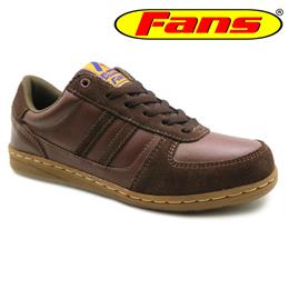 Fans Hilton BR - Casual Premium Shoes Brown