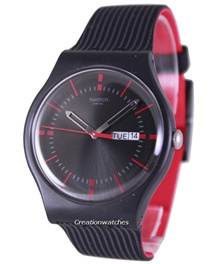 [CreationWatches] Swatch Originals GAET Swiss Quartz SUOB714 Unisex Watch