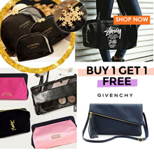 ★ FREE GIFT ! Luxury gift☆ FREE-SHIPPING  Cosmetic Pouch / Card holders /  Bags