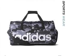Adi das Athletics Performance Graphic Team Bag - BR5126 Vista Grey