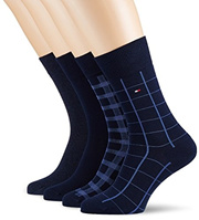 [direct from Germany]Tommy Hilfiger Herren Socken, 4er Pack