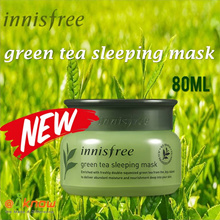 1 Day Special★ Innisfree Green Tea Sleeping Mask 80ml