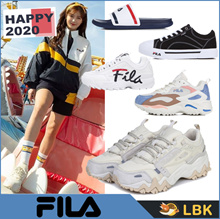 【FILA】 2020 New Best Fila Korea Shoes/authentic/Disruptor 2/RAY/Drifter/Como/SLIDER