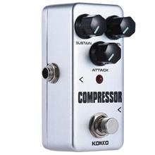 KOKKO FCP2 Mini Compressor Pedal Portable Guitar Effect Pedal