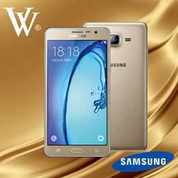 Refurbished Samsung Galaxy On7 G6000 4G LTE Quad Core Dual SIM MSM8916 5.5 13MP 1.5G RAM 8GB ROM 1280x720 Android Phone- 1 MONTH LOCAL WARRANTY