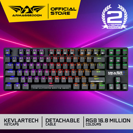 ⌨️MKA-5R   RGB Mechanical Gaming Keyboard   HOTSWAP Modular Switch [SG Stock] [Next Day Shipping]⌨️