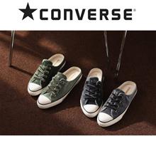 Converse All-Star Velvet Mule Charcoal Khaki ALL STAR S VELVET MULE OX