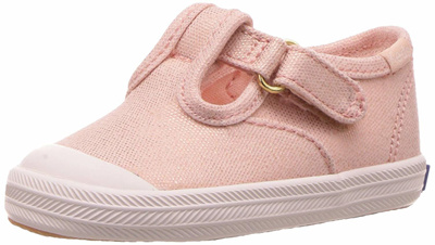 70f8d14f7c696 Qoo10 - Keds Champion Toe Cap T-Strap Sneaker (Infant Toddler ...