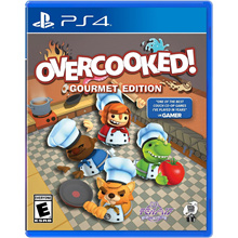PS4 Overcooked Gourmet Edition / R2 (English)