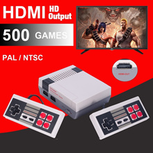 NEW HDMI Version ! TV Game Console Many Retro Games ★ Supports 2 player with external game control