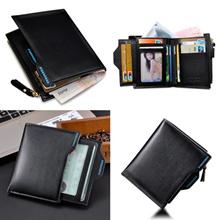 c58f74c43d 1 【Premium Quality】Korea Luxury Big Storage Man Wallet *4 designs 2 colors  available*