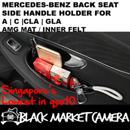 [BMC][CAR ACCESSORIES] MERCEDES-BENZ DEDICATED BACK SEAT SIDE HANDLE HOLDER FOR A|C|CLA|GLA