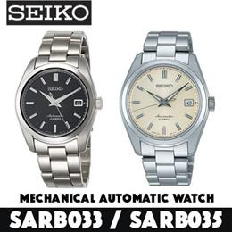 세이코 Seiko SARB033 / SARB035 기계식 시계 / 자동 시계 / 일본 판 / 중단 된