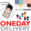 [SG DELIVERY]★FREE SHIPPING OVER 30 PAIRS !! INTYPE SOCKS / ONE DAY DELIVERY / Women Men Teenagers Socks / Made in Korea