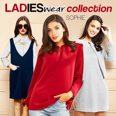 LADIESWEAR NEW COLLECTION Deals for only Rp39.000 instead of Rp39.000