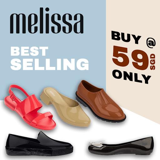 Toko Resmi MELISSA | Jual Sepatu Nilai Terbaik Terbaik Untuk Wanita Deals for only Rp655.200 instead of Rp1.927.060