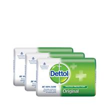 DETL B/SOAP ORIGINAL  3X105G