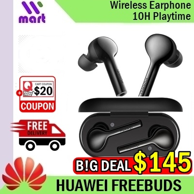 (Lokal) Huawei FreeBuds Lite Deals for only Rp1.696.300 instead of Rp2.094.200