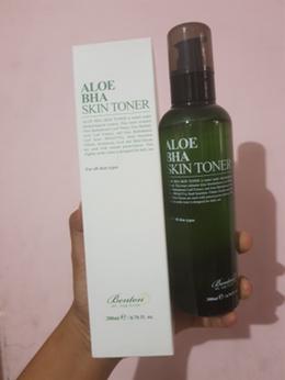 BENTON - Aloe BHA Skin Toner 200ml SJ0211