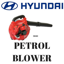 Hyundai EB260 Blower Petrol engine **FREE QXPRESS DELIVERY**