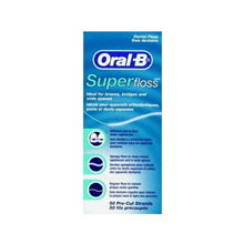 ORAL-B SUPER FLOSS 50 S