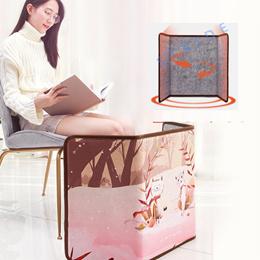 겨울철 인기 상품✔ 사무실 책상 밑 발 히터 / 풋 워머/무료배송