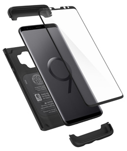 Spigen Thin Fit 360 Galaxy S9 Case with Exact Slim Full Protection