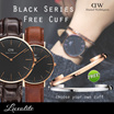 [Lowest Price Guarantee] NEW!! DANIEL WELLINGTON BLACK SERIES !! FOR MEN AND WOMEN 100% Authentic DW