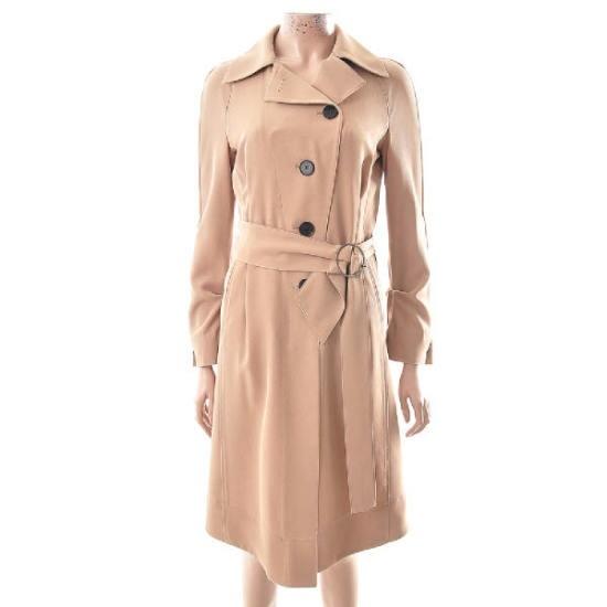 ナイスクルラプトレンチ型ワンピースN174MSE004 面ワンピース/ 韓国ファッション