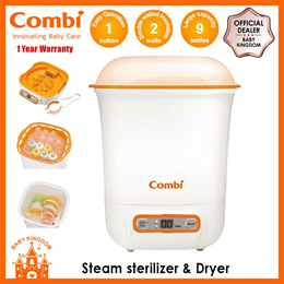 Combi Steam Sterilizer and Dryer
