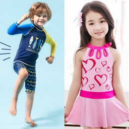 c4b09df3e79d  SG READY STOCK  USA Asia Brands☆ KIDS SWIMWEAR☆BOY GAL