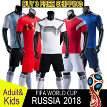 2018 FIFA Russia World Cup SOCCER JERSEY Germany / Liverpool Jersey Spain / Argentina /