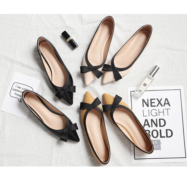 Axelleshoes.id SANDY Flat Shoes Fashion Wanita Deals for only Rp90.000 instead of Rp90.000