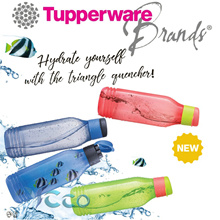 SG Seller ★ Authentic Tupperware ★ Water Bottle * Kids Water Bottle * BPA Free * Lifetime Warranty