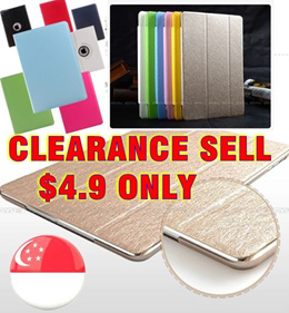iPad Air 2/Air/2/3/4/new iPad/iPad Mini/iPad Mini retina Latest Smart cover/360degree rotating