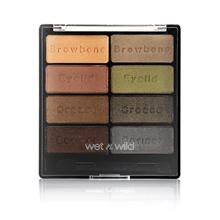 Wet N Wild Eyeshadow Collection - Comfort Zone