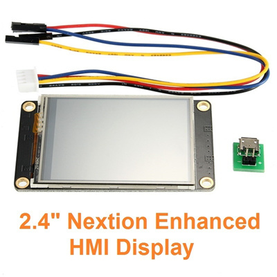 2 4 Inches Nextion Enhanced HMI Smart USART UART Serial Touch TFT LCD  Module Display