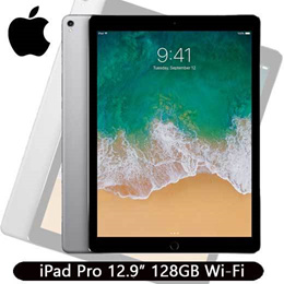 [Demo set] Apple iPad Pro 12.9 inch 2017 // 128GB, Wi-Fi only // Grade S condition // 7 days seller warranty //