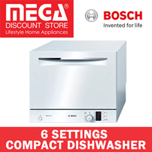 BOSCH SKS62E22EU COMPACT DISHWASHER / 6 PLACE SETTINGS / LOCAL WARRANTY