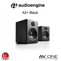 [AUDIOENGINE] A2+ / Powered speakers / 3 Year Local warranty from Authorized Distributor
